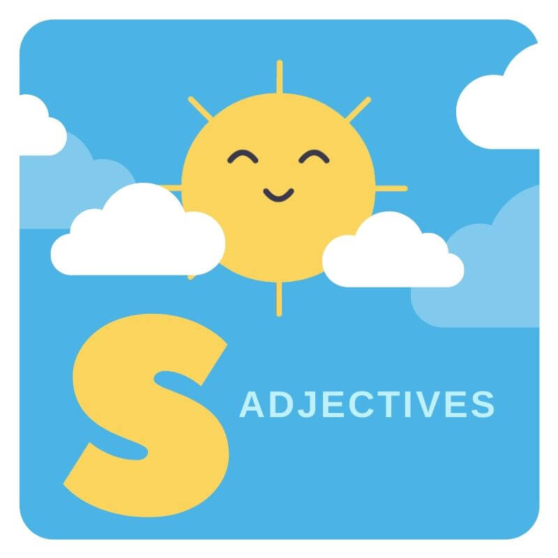 Positive Adjectives